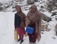 The real heroes: Polio workers lauded for working in extreme weat ..