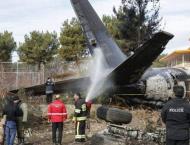 16 killed in plane crash near Iranian capital
