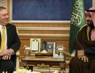 Pompeo Says Discussed With Saudi Crown Prince Khashoggi Killing,  ..