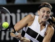 Kvitova coasts into Australian Open second round