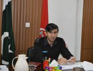 DPO Abbottabad directs improvement in vehicles verification syste ..