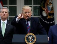Trump Says Declined Graham's Proposal to End Shutdown, Reopen Gov ..