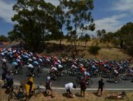 Viviani wins opening Tour Down Under stage in brutal heat