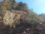 Landslide kills eight labourers of Dasu Hydro Power Project