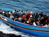One migrant drowns as boat sinks off Turkey: coastguard