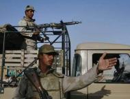 Security Forces foil terrorist activity in Balochistan
