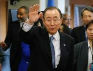 Former UN Chief Ban Ki-moon Says All Countries Needed on Board to ..