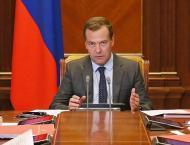 Medvedev Slams 'Certain States' for Arrests of Foreign Top Manage ..