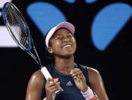 Fourth seed Osaka powers into Australian Open second round