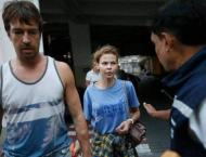 Thai Court Gives 'Sex Coaches' Lesley, Rybka Suspended Sentences