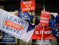 Fate of UK Hinges on Tuesday Parliament Vote on Much Criticized W ..