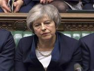 Prime Minister Theresa May faces confidence vote after Brexit hum ..