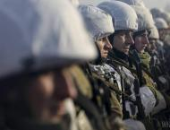 Russia Recorded No Ceasefire Violations in Syria Over Past 24 Hou ..