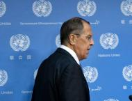 Lavrov Says Regrettable to Hear Statements on Possible Russia San ..
