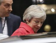EU regrets after Brexit deal rejected by British Parliament