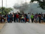 Zimbabwean Authorities Must End Crackdown on Protesters - Rights  ..