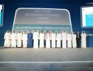 25 public, private entities commit to Abu Dhabi Sustainable Finan ..