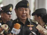 Thailand military chief warns pro-election groups