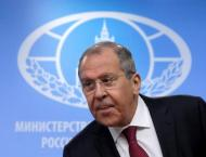 Russia ready to work with US to 'save' INF arms treaty: Lavrov