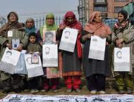 APDP releases calendar featuring agony of disappearances