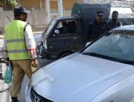 Traffic Police Quetta presented Annual Performance Report