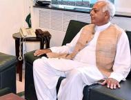 Ghulam Sarwar Khan briefed on offshore drilling pace at Indus G-B ..