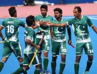 Two day trials for Pak Hockey team for FIH Pro League