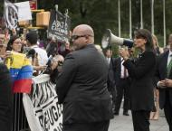 Bid to Topple May Gov't Prompts Muted Response From Protesters A ..