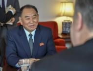 N. Korean official en route to Washington