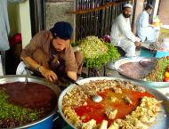 Peshawar's traditional foods, ancient structures impress Italian  ..