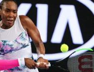 Venus rises to reach Open third round