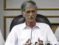Pervez Khattak for  constituting a National Assembly committee to ..