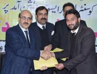 Masood urges lawyers to play proactive role to ensure rule of law ..