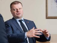 Lithuanian Prime Minister Skvernelis enters tight presidential ra ..