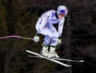 Returning Vonn 10th fastest in first Cortina training run, skips  ..
