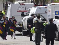 21 dead in Bogota car bomb attack: police