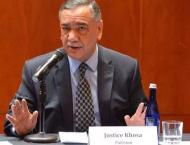 Justice Asif Saeed Khosa sworn in as Pakistan's 26th Chief Justic ..