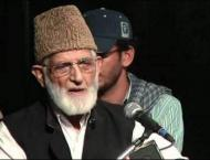 Syed Ali Gilani expresses concern over detainees' health in jails ..