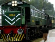 52-KM railway track upgraded in four months