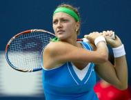 Kvitova starting to click as Open last 16 looms