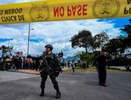 Man Allegedly Involved in Attack on Police School in Bogota Detai ..