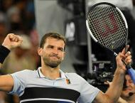 Agassi-fuelled Dimitrov powers on at Australian Open