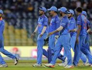 India defeats Australia to win ODI series