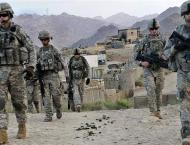 US Soldier Dies After Sustaining injuries in Combat Operation in  ..