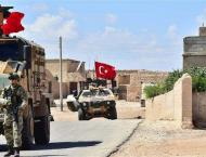 Turkey Opposes Damascus' Control Over Syrian Manbij - Foreign Min ..