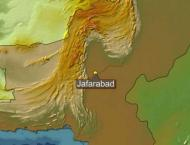 Couple killed in Jaffarabad