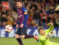Barcelona dominance feels familiar but biggest tests still to com ..