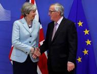 Brexit crisis: May to call EU's Juncker