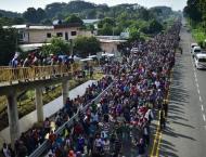 Trump Says Another Migrant Caravan Heading Toward US Border, Hard ..