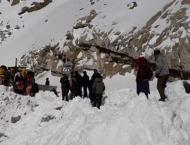 Five dead,5 missing as avalanche hits IOK's Ladakh area